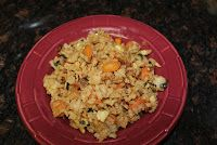 Michelles Tasty Creations: Fried Rice