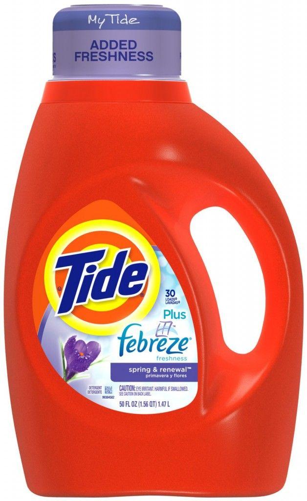 Tide Detergent Only 2 27 At Rite Aid Tide Detergent Febreze