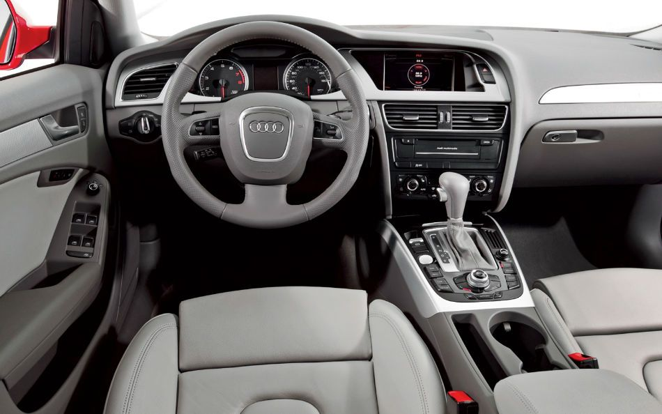 2014 Audi A4 Interior C A R Pinterest