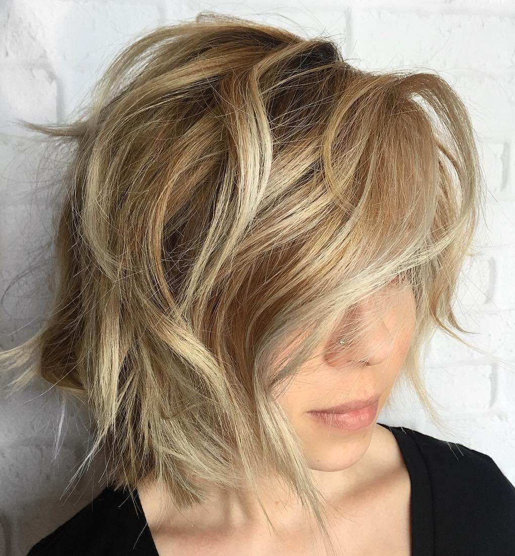mindblowing short hairstyles for fine hair haircuts bobs and
