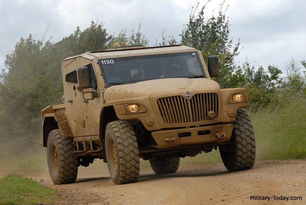 Navistar International Mxt Light Utility Truck Military Today