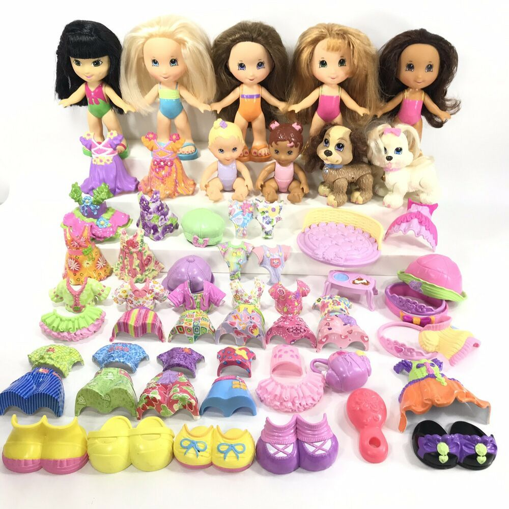 Huge Lot Of Fisher Price Snap N Style Dolls Clothes Babies Dogs Shoes Ebay Fisher Price Dog Shoes Baby Dogs