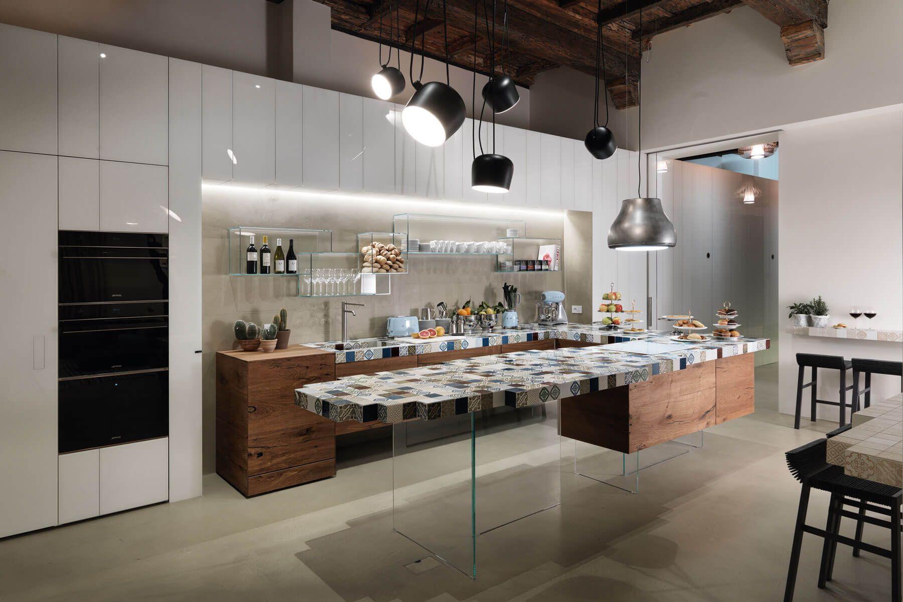 Cucine Moderne Componibili Di Design Con Immagini Interni