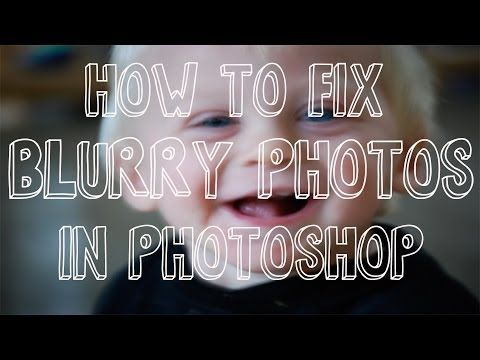 How To Fix Blurry Photos In Photoshop Photoshop Tutorial Photoshop Photography Photoshop Tutorial Photoshop Help