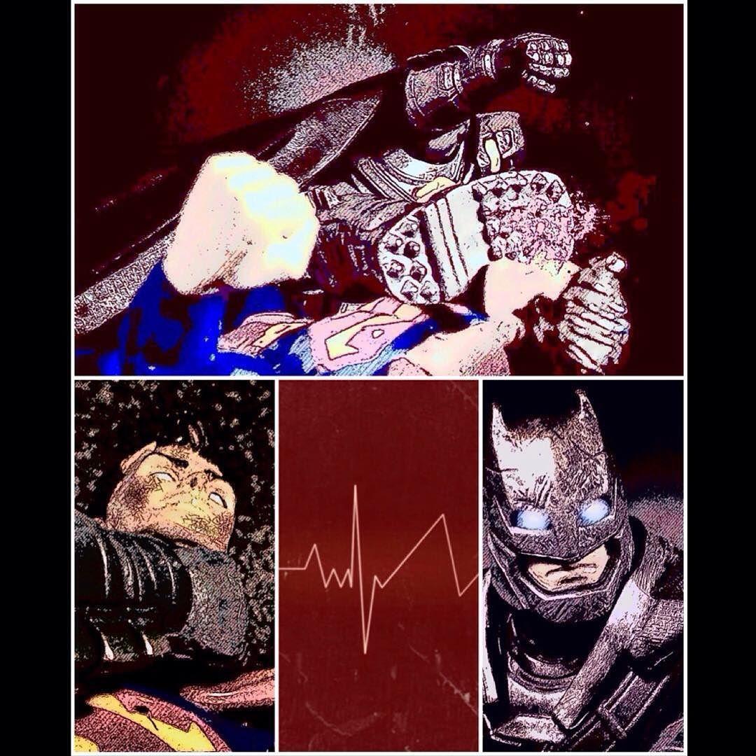 Homage to The Dark Knight Returns.  #darkknightreturns #batman #frankmiller #batmanvsuperman #superman #mattel #ata_dc #ata_dreadnoughts #toysaremydrug #toygroup_alliance #toycrewbuddies #toptoyphotos #epictoyart #toyunion #toyartistry #actionfigures #actiontoyart #wheretoysdwell #toyplanet #toydiscovery #toyboners #rebeltoysclub #justanothertoygroup #capturedplastic #toyz_zone #toyspot #toyark #tga_callingcard by darkhearst