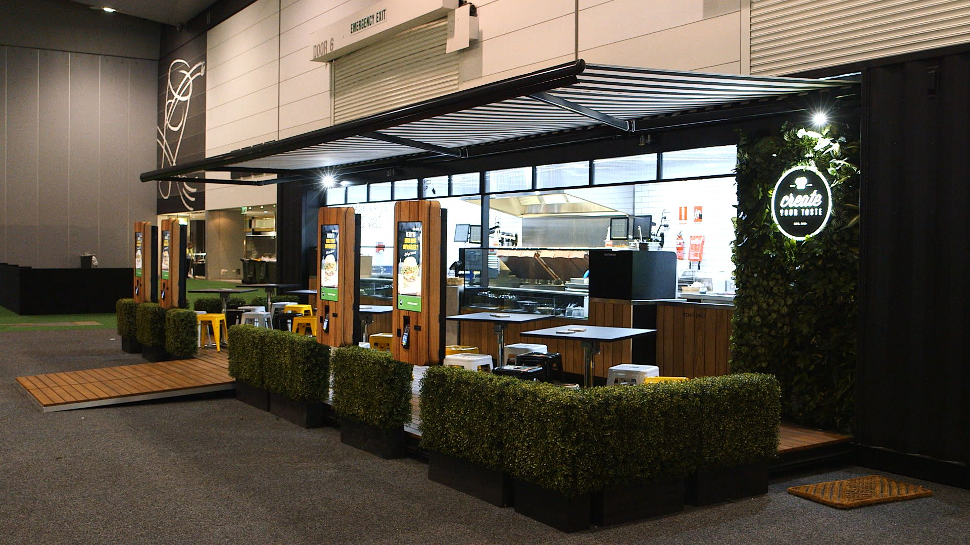 Best Kitchen Gallery: Container Coffee Bar Container Restaurant Shipping Container of Shipping Container Kitchen on rachelxblog.com