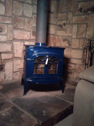 Vermont Castings Intrepid Ii Wood Burning Stove Ebay