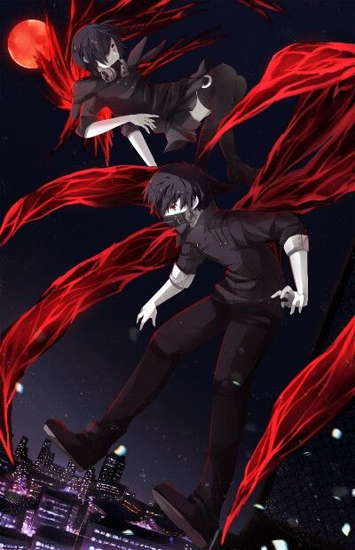 Tokyo Ghoul Tokyo Ghoul Personnage Anime Mangas Anime Horreur