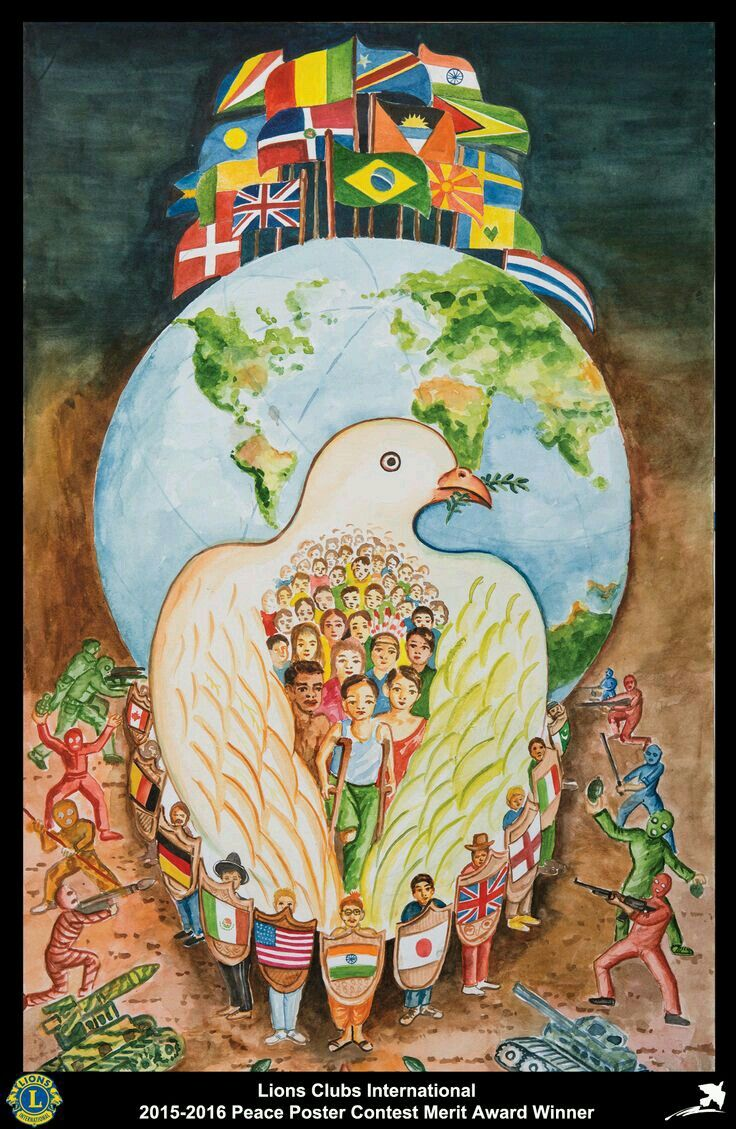 Pin by Yoon Soh on Save the Earth   Painting competition ...