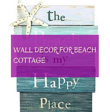 wall decor for beach cottage