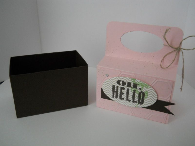 Oh, Hello treat box