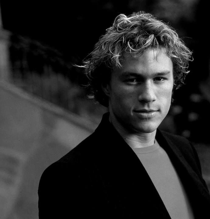 John .......................................................................................................................................Heath Ledger