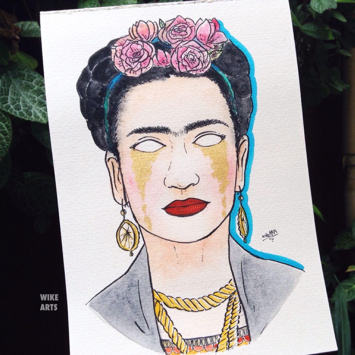 Frida Kahlo💐