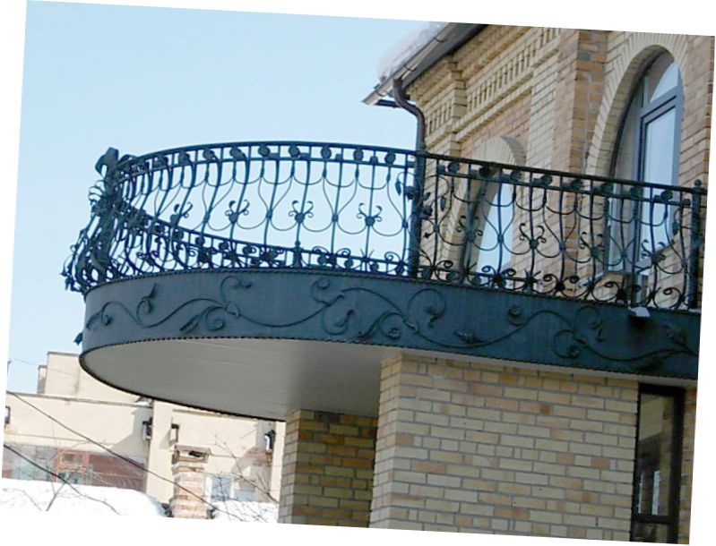 Beautiful Ideas for Balcony Grill Design - My-Sweet-House | Fences ...