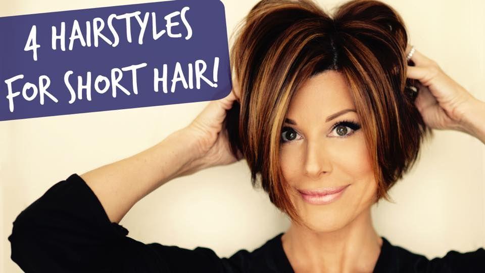 Httpsyoutubewatchvajslc6kwmbi Hair Pinterest