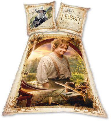 Der Hobbit Bettwäsche Biblo Beutlin Gandalf Herr Der Ringe Der