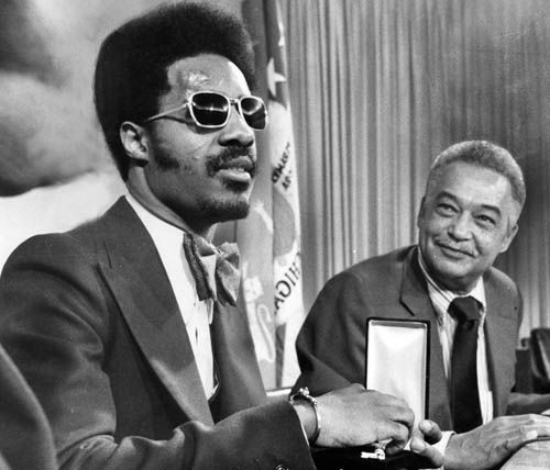 News Photo Gallery - Stevie Wonder - The Detroit News Online