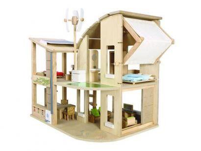 Maquetas De Casas De Carton Por Dentro Y Por Fuera