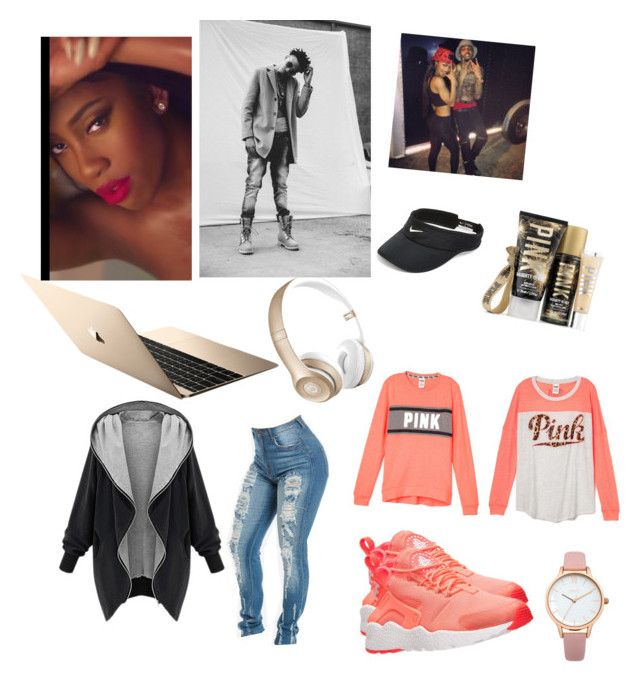 """""""Untitled #119"""" by isthtraa30 ❤ liked on Polyvore featuring GUESS, Beats by Dr. Dre, NIKE, Oasis, women's clothing, women's fashion, women, female, woman and misses"""