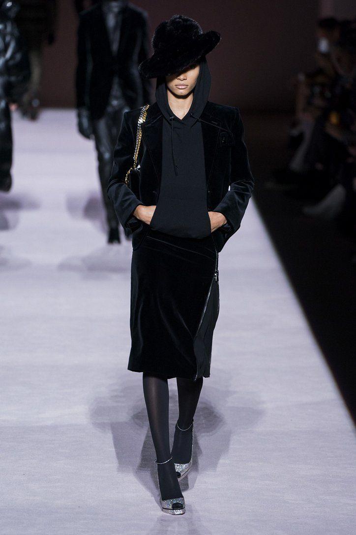 Tom Ford Fall-Winter 2019-2020 Collection    Source by fashionwomancom Fall Fashion 2020