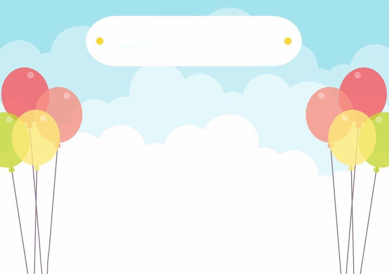 الدربذ Kids Background Powerpoint Background Design Birthday Background Design