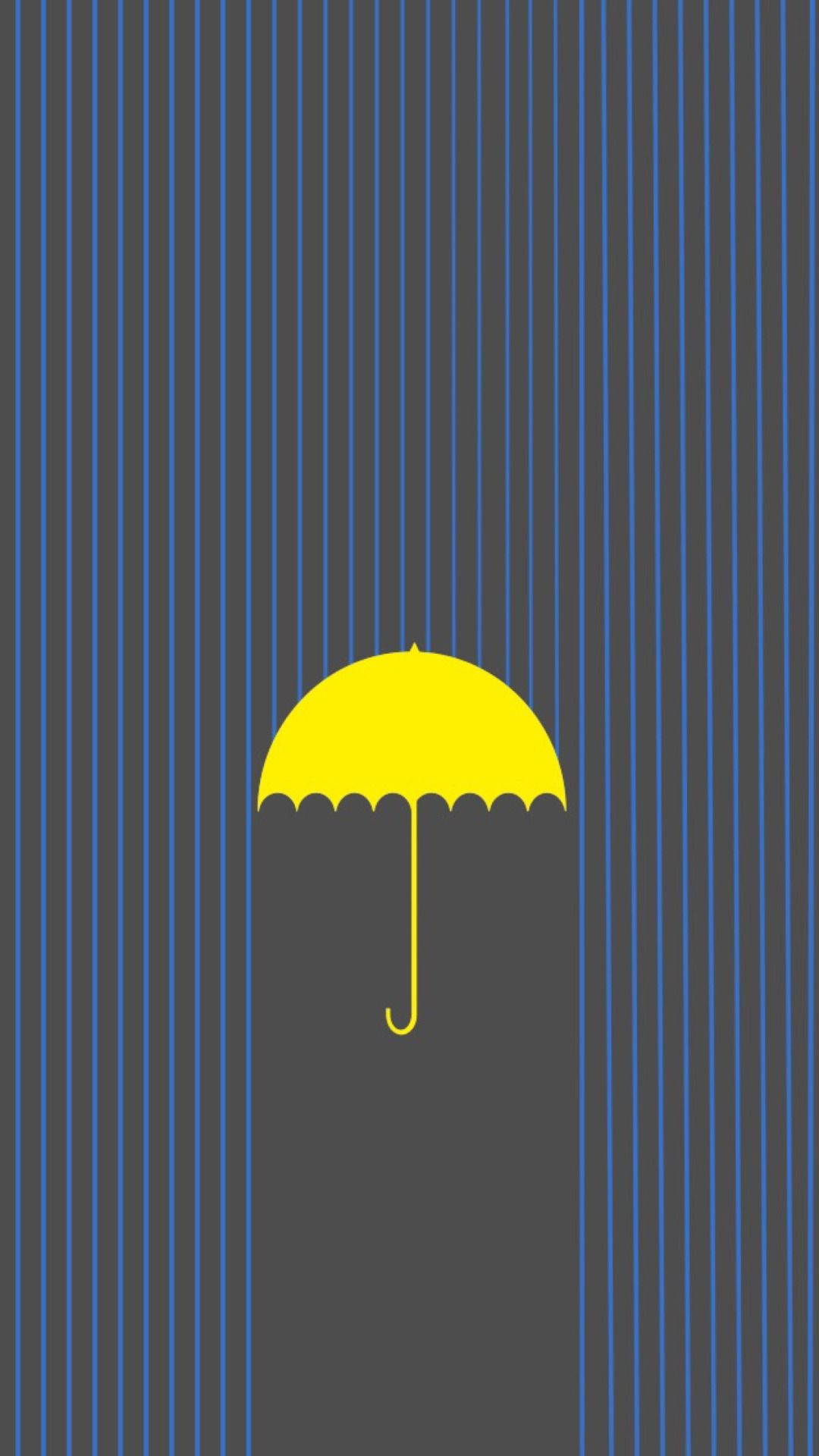 How I Met Your Mother Wallpaper Tumblr Guarda Chuva Amarelo