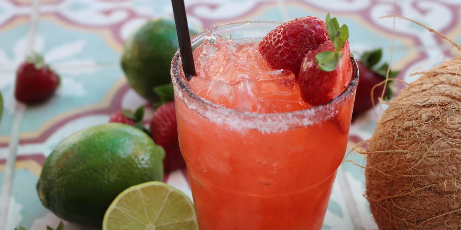 Margarita, check. Punch, check. Step right up to your tequila paradise.