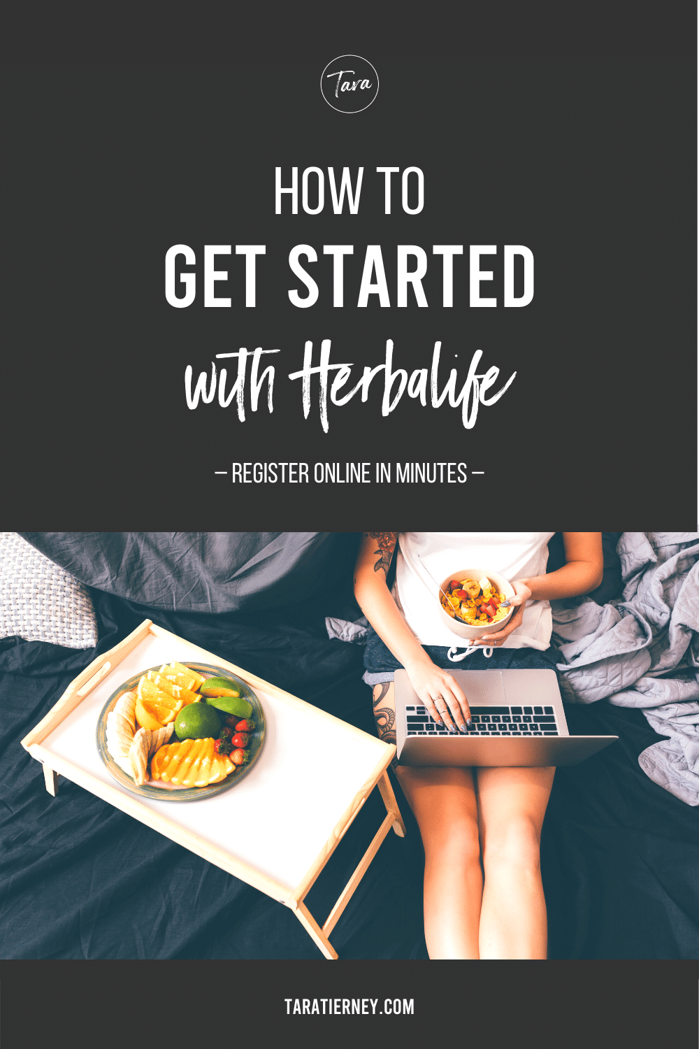 How to Get Started with Herbalife | Herbalife Registration Instructions