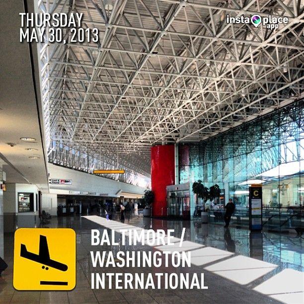 Baltimore/Washington International Thurgood Marshall