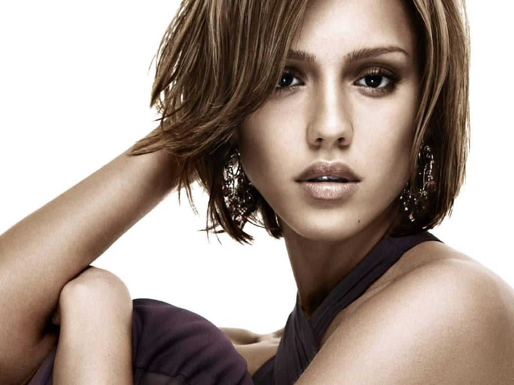 Jessica Alba Jessica Alba Short Hair Jessica Alba Pictures