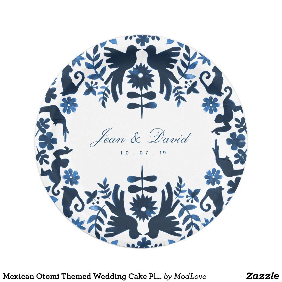 16++ Wedding cake plates and napkins information