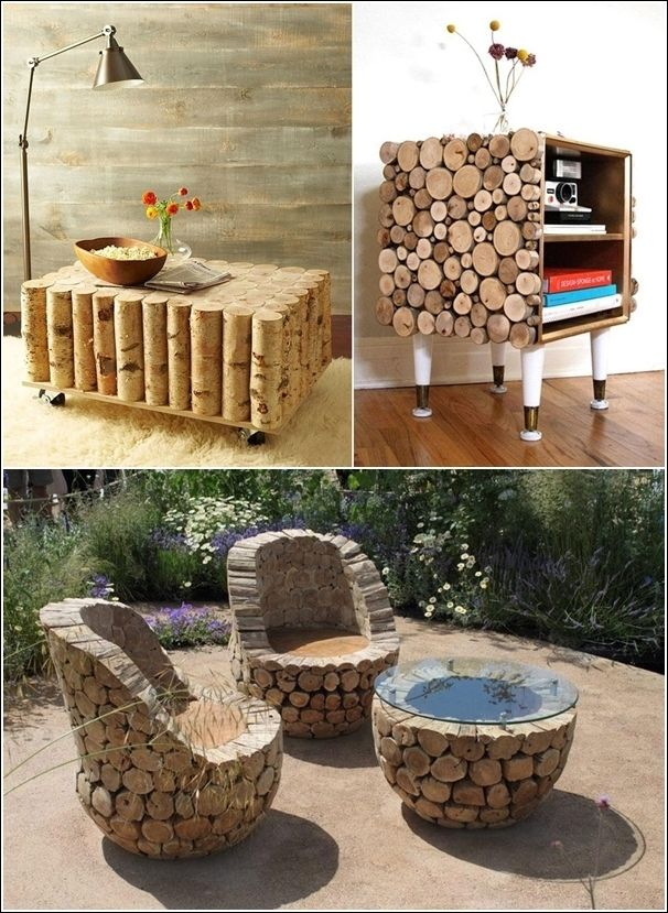 Indoor And Outdoor Furniture Log