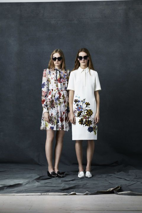 Erdem. See all the best looks from Resort 2016.