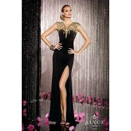 The Hottest Dress Designer hands down! Alyce Paris.  Check out their dresses at alyceparis.com Black Label Dress Style #5602 #http://pinterest.com/alyceparis
