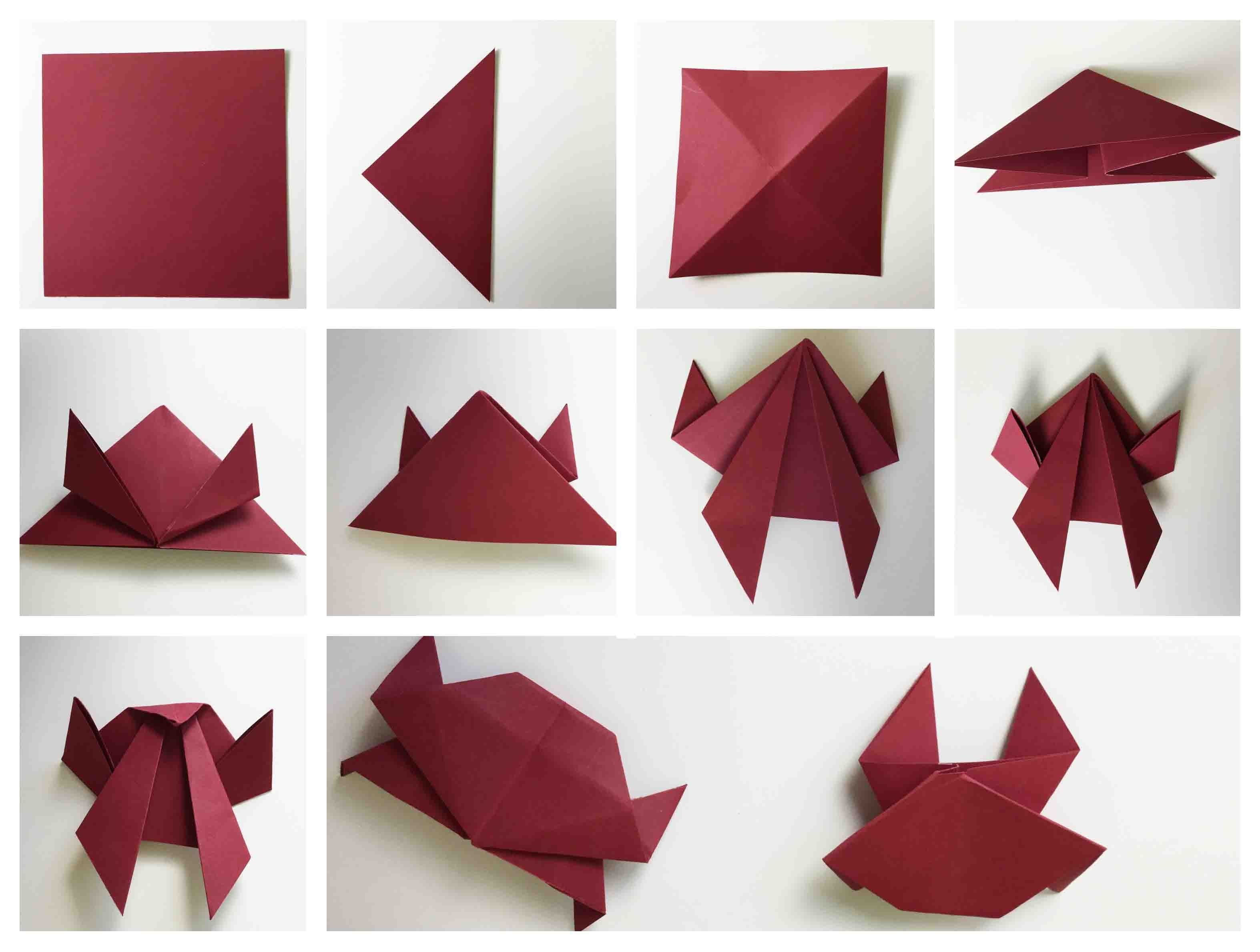Origami Schmetterling Anleitung Pdf
