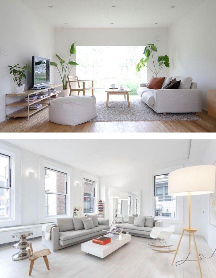 Wohnzimmer minimalistisch einrichten doch mit eigenem charakter minimalist living room - Wohnzimmer minimalistisch ...