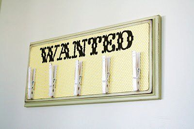 WANTED  Vinyl Only  You choose font and color by mycrazyworlds, $8.50