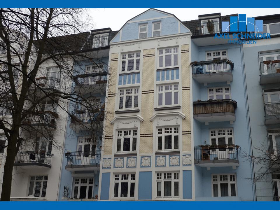 Flotowstrasse 3 In Barmbek Sud Hamburg Immobilienmakler Hausverwaltung Altbauwohnung