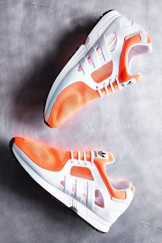 on sale f7d6a 5f145 adidas Originals EQT Racer 2.0 Solar Orange