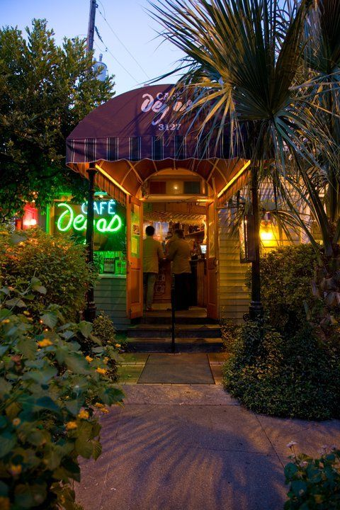 Romantic restaurants in lafayette la