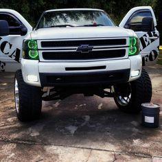 Jacked Up Chevy Trucks >> Chevy Trucks Jacked Up Camo Google Search My Dream Truck
