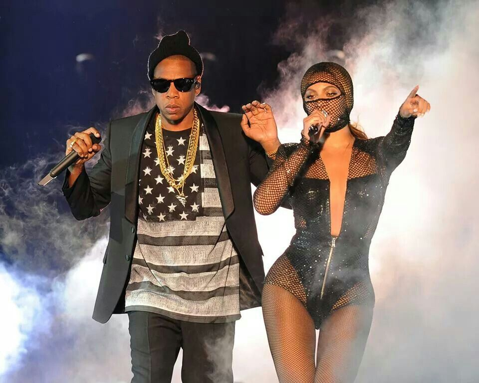 On the Run Tour with Jay Z and Beyonce
