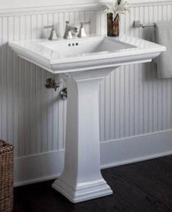 Kohler K 2268 8 Pedestal Sink Bathroom Pedestal Sink Bathroom