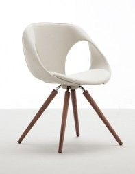 Pape Rohde Webshop Tonon Up Chair 907 Leather Wood Leder Stuhl Stuhle Esszimmerstuhle Wohnen