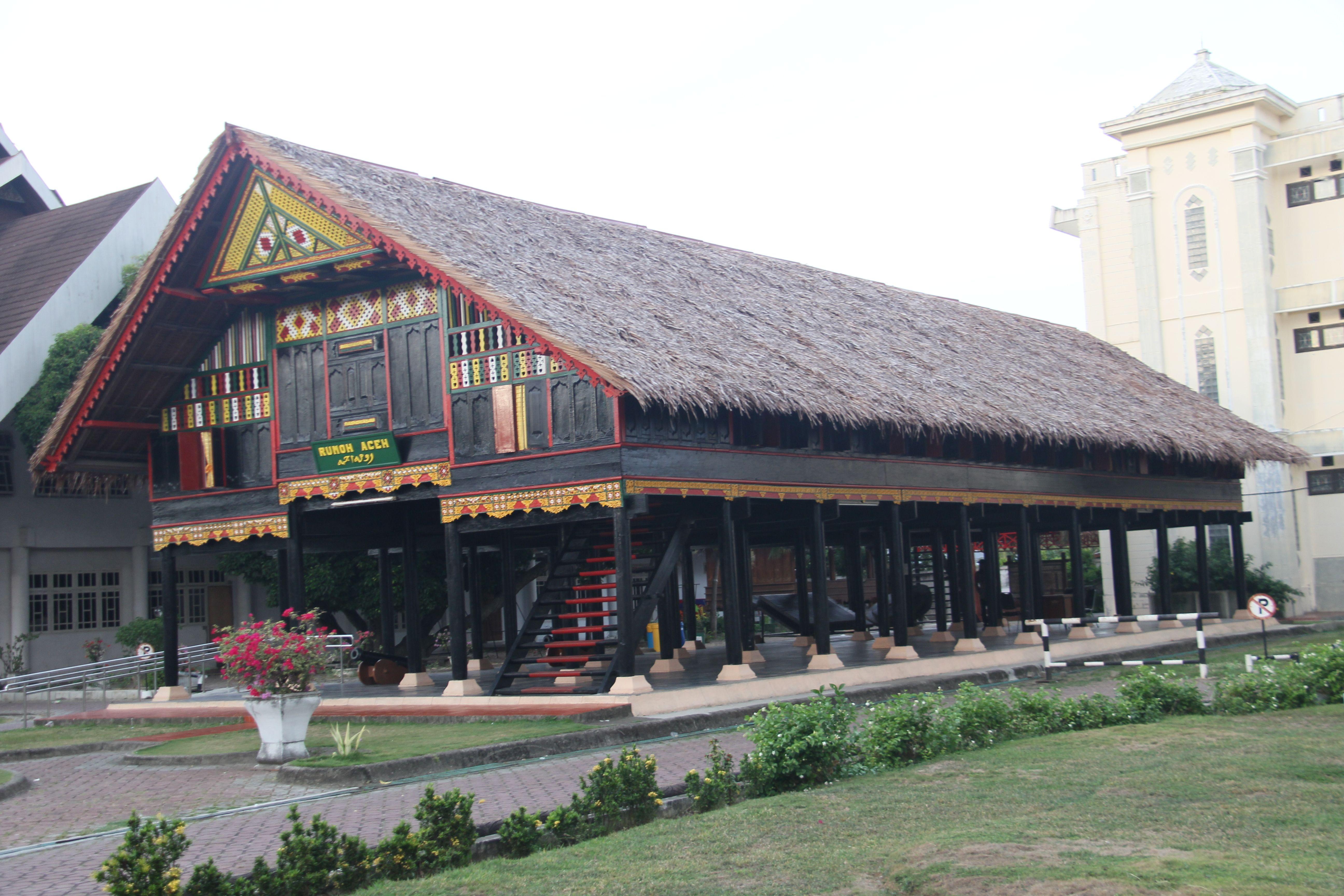 Rumah Adat Dari Aceh