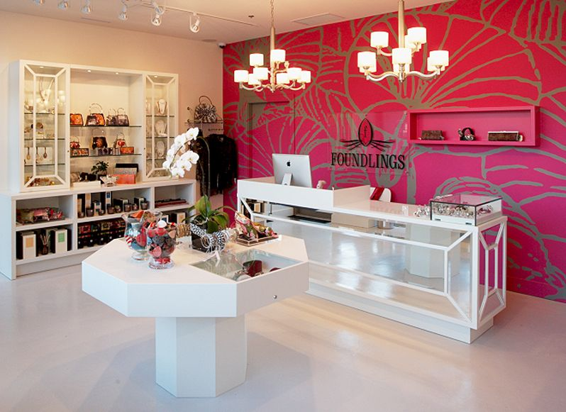 Now Open Boutique Decor Store Design Boutique Interior