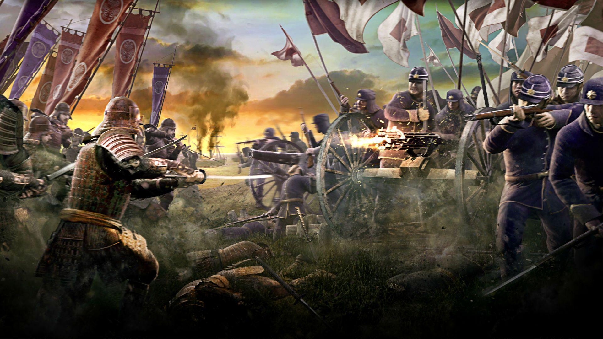 Total War Shogun 2 Hd Wallpaper 2 1920 X 1080 Stmed Net