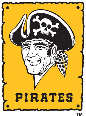 old pirate logo dylans major team the boys pinterest rh pinterest com pittsburgh pirates logo pictures Pittsburgh Steelers Logo
