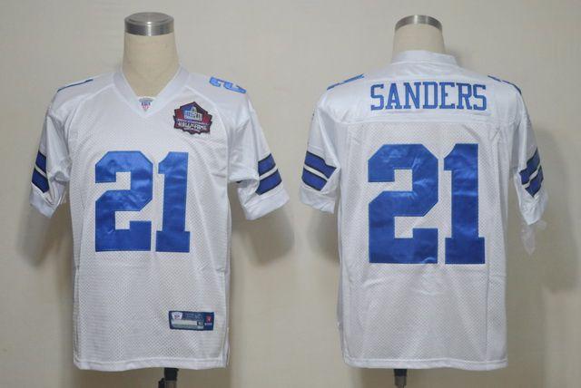 reputable site 25d1c 09ac6 promo code authentic deion sanders throwback jersey dallas ...