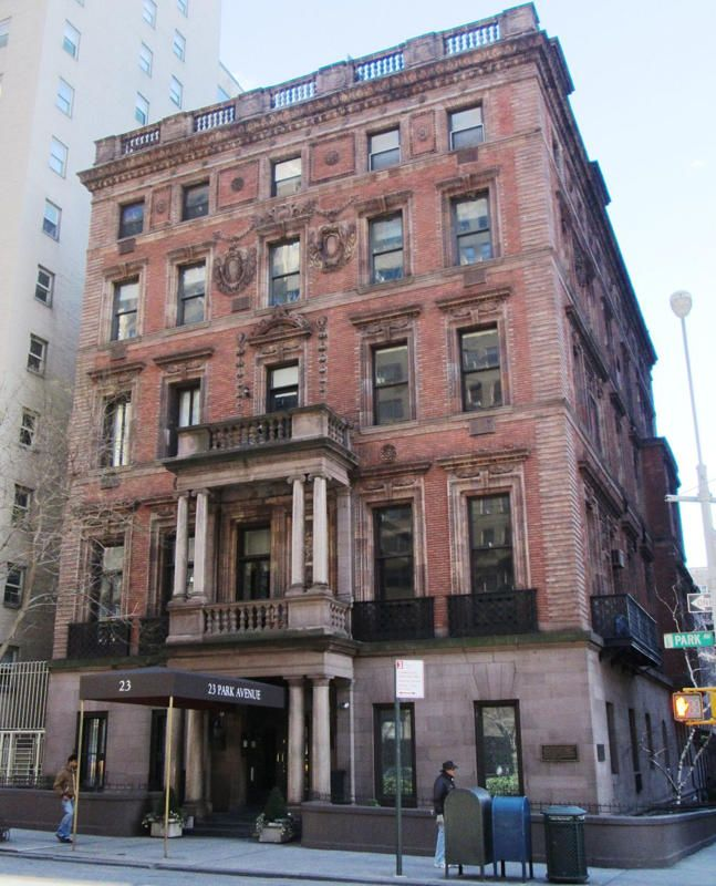 20 Buildings In NYC Designed By Architect Stanford White